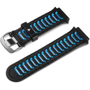 Replacement wrist bands - FR920XT - black / blue