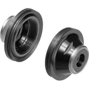 Front Wheel Kit For 100 x 9 mm axle for 17 mm axle, 180 hubs