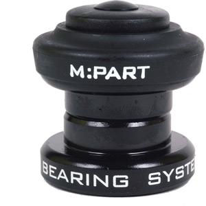 Sport threadless headset 1-1/8 inch black