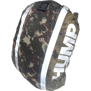 Hi-Viz Hump rucsac cover waterproof dark (wood) camo