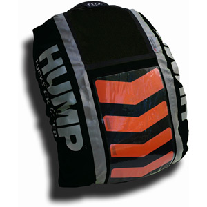 Hi-Viz Hump rucsac cover P15 chevron black