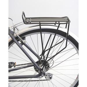 Trail rear pannier rack - black
