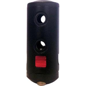 Universal light mounting kit for pannier racks
