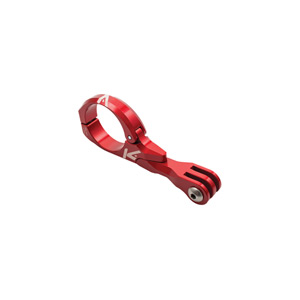 K-Edge Go Big Pro Handlebar Mount - Red red
