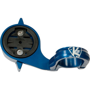 K-Edge TT computer mount for Garmin Edge - blue blue