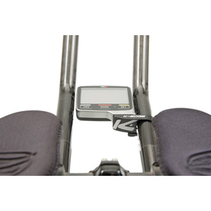 K-Edge TT computer mount for SRM - black black