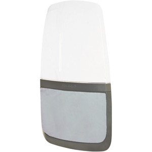 Mini Exclusive windscreen - urban grey