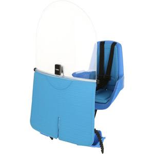 Mini Classic windscreen - true blue