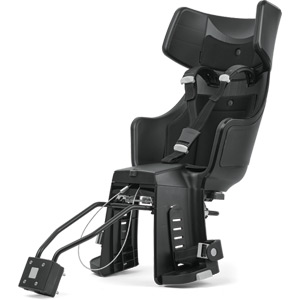 Tour Exclusive rear childseat - urban black