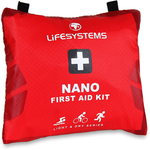 Lifesystems Light & Dry Nano First Aid Kit red