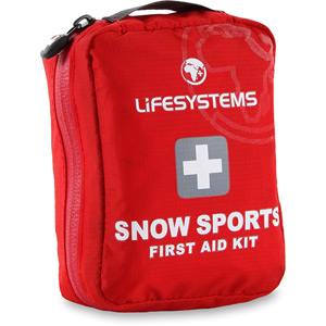 Lifesystems Snow Sports First Aid Kit red