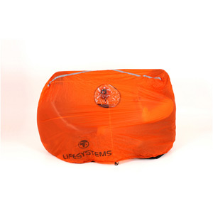 Lifesystems 2-3 person Survival Shelter orange