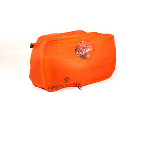 Lifesystems 4-6 person Survival Shelter orange