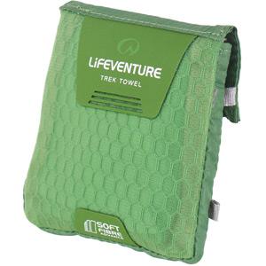 SoftFibre Trek Towel - Pocket - Green (Pack of 10)