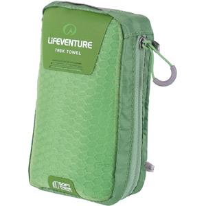 SoftFibre Trek Towel - Large - Green