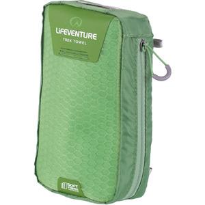 SoftFibre Trek Towel - X Large - Green