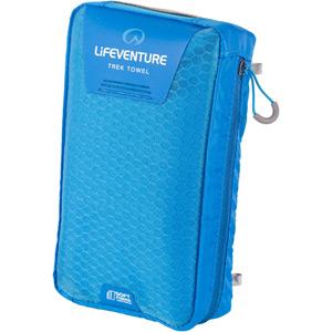 Lifeventure SoftFibre Trek Towel - Giant - Blue blue