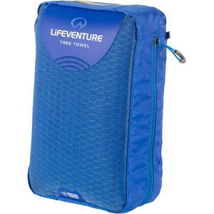 Lifeventure MicroFibre Trek Towel - Giant - Blue blue