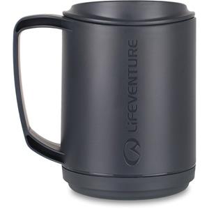 Lifeventure Ellipse Insulated Mug - Graphite grey