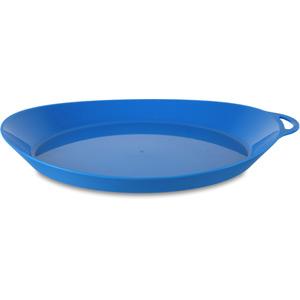 Lifeventure Ellipse Plate - Blue blue