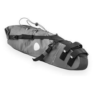 Caribou bike packing seat pack, waterproof