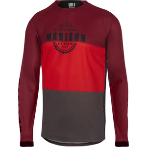 Alpine men's long sleeve jersey