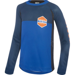 Alpine youth long sleeve jersey