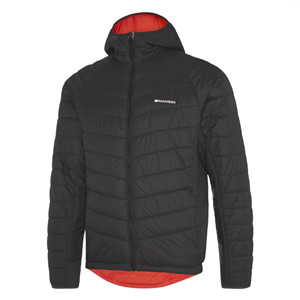 Isoler Insulated Reversible men's jacket