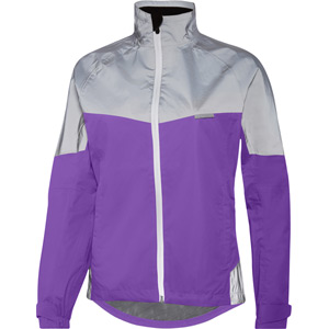 Stellar Reflective women's waterproof jacket