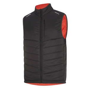 Isoler Insulated Reversible men's gilet