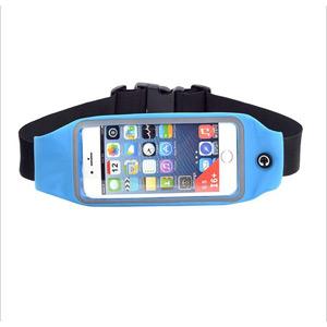 MuleBar Running belt - blue