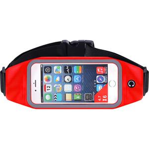 MuleBar Running belt - red