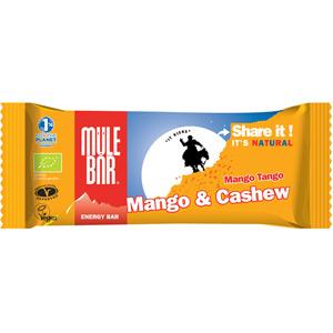 MuleBar energy bar - 40g - Mango Tango