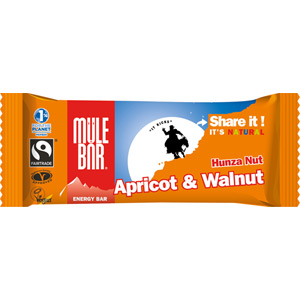MuleBar energy bar - 40g - Hunza Nut