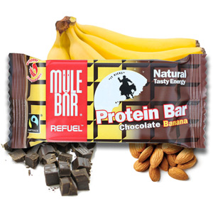 ReFuel Protein Bar - 65g - Chocolate Banana