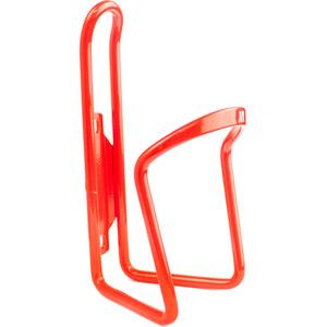 Bottle cage Aluminium - 6 mm - red