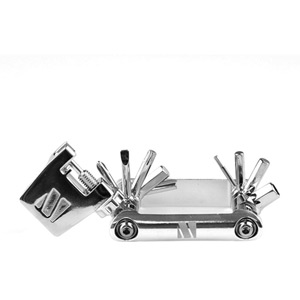 13 function premium quality multi tool, silver