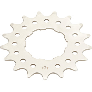 16T Single speed sprocket for a Shimano freehub