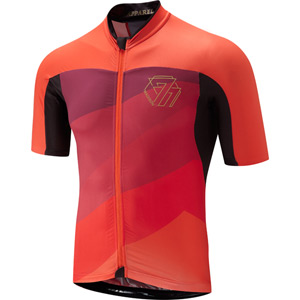 RoadRace Premio Men's Short Sleeve Jersey, Madison77
