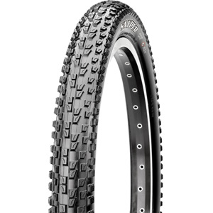 Maxxis Snyper 24x2.0 60 TPI Folding Dual Compound tyre Black