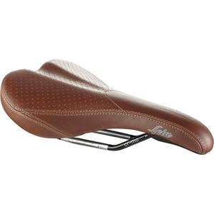 Leia Women's saddle, Cro-mo rails
