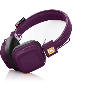 Privates - Touch Control Wireless Headphones - Purple