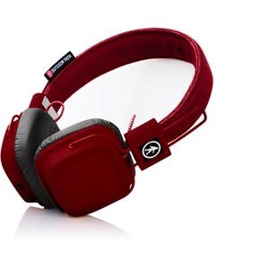 Privates - Touch Control Wireless Headphones - Crimson