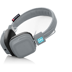 Privates - Touch Control Wireless Headphones - Grey