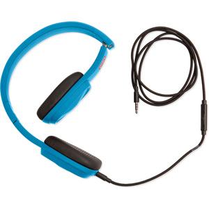 Bajas - Wired Headphones - Electric Blue