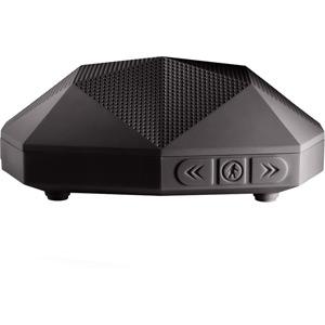 Turtle Shell - Go Anywhere Boombox - Black