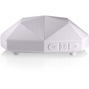 Turtle Shell - Go Anywhere Boombox - White