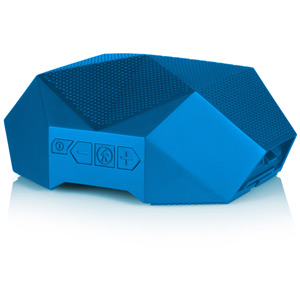 Turtle Shell 3.0 - Rugged Wireless Boombox - Electric Blue