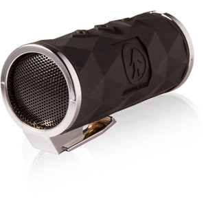 Buckshot 2.0 - Mini Wireless Speaker - Black Chrome