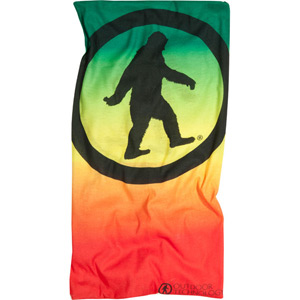 Arctic Yowie with fleece - Rasta Fade